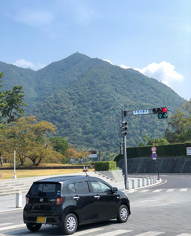 出雲大社 亀山